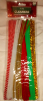 Pack of 60 long pipe cleaners (Code 3927)